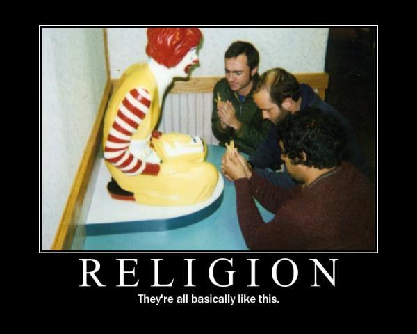 Humor gráfico sobre las religiones y dioses - Página 3 Religion