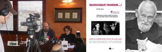 Hemeroteca: «Quousque tandem…!» muestra su vigencia 47 años después
