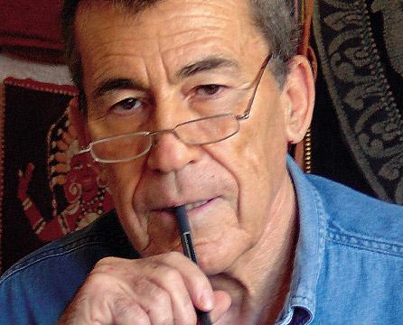 Miguel Sánchez-Ostiz.A cazar lolitas