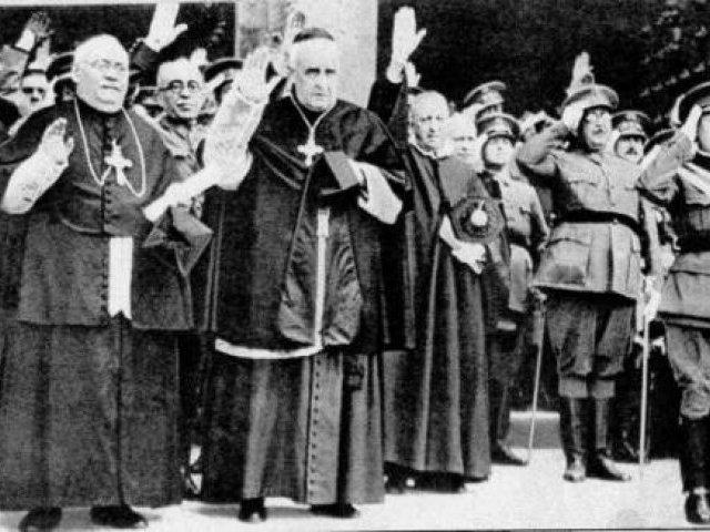 Obispo españoles franquistas - la vida de Vidal i Barraquer